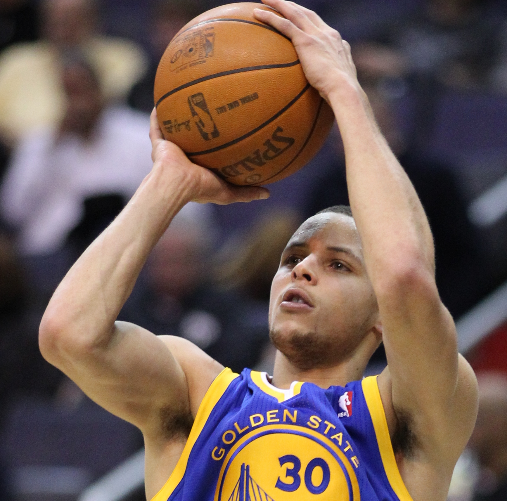 Steph Curry - Flickr: Keith Allison