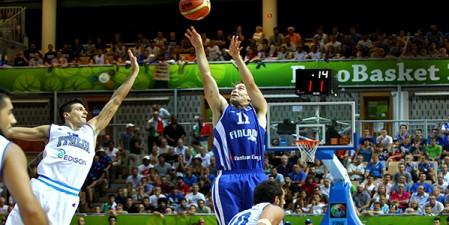 Finland - FIBA - Europe - Castoria - Matthaios