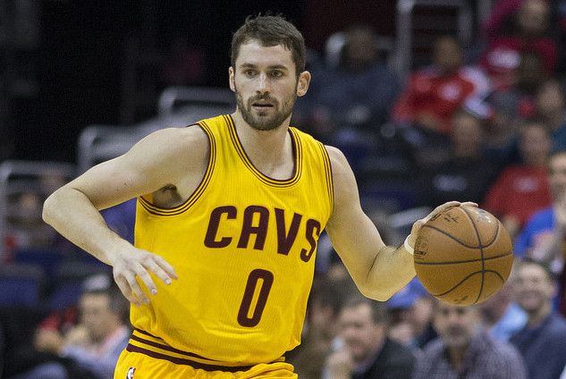 Kevin Love - Cleveland Cavaliers - Keith Allison - Flickr