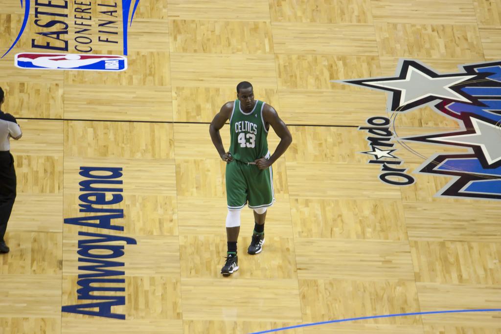 Kendrick Perkins playoffs - Jakob