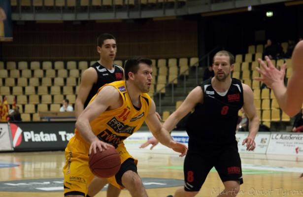 Brian Fitzpatrick, Horsens IC, Martin Qvist Tyron