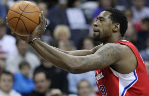 DeAndre Jordan - Los Angeles Clippers - Keith Allison - Flickr