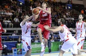 Andrei Kirilenko - FIBA Europe - Castoria - De Massis