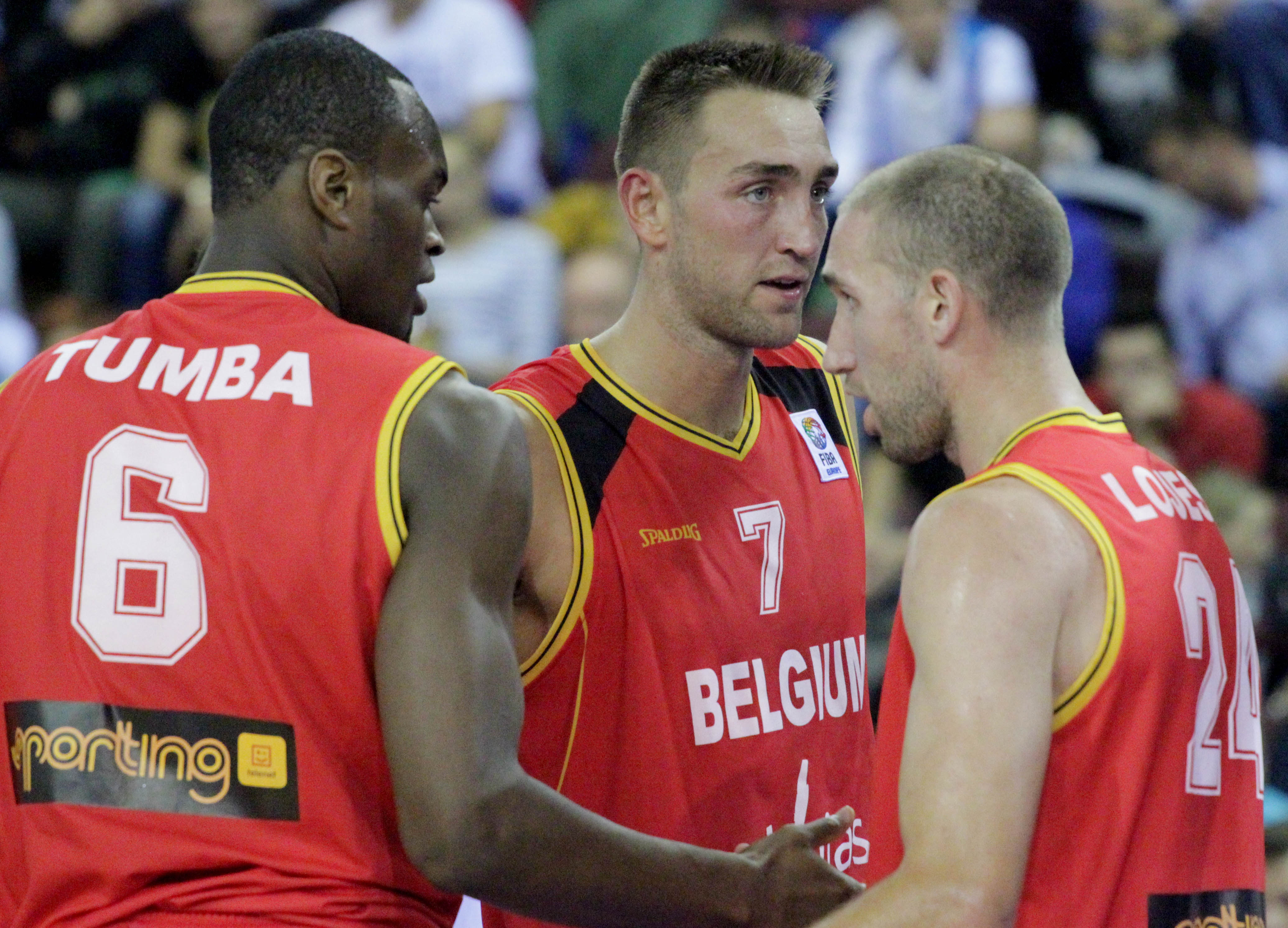 FIBA Europe - Nataliya Dobriyan