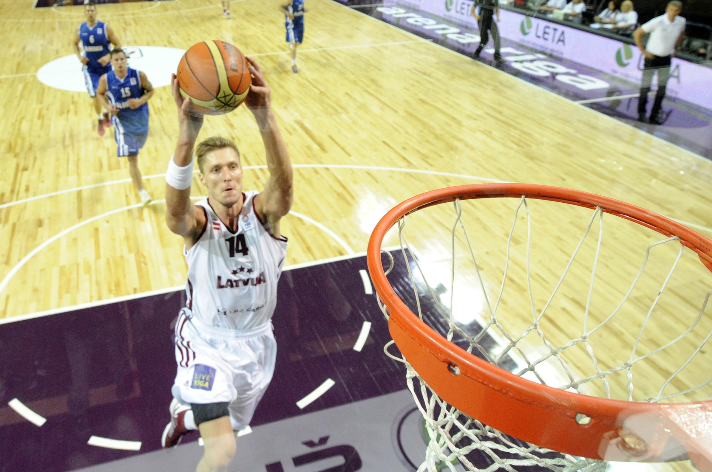 Foto: FIBA Europe - Romans-Koksarovs