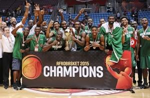 Nigeria AfroBasket 2015 - Fiba