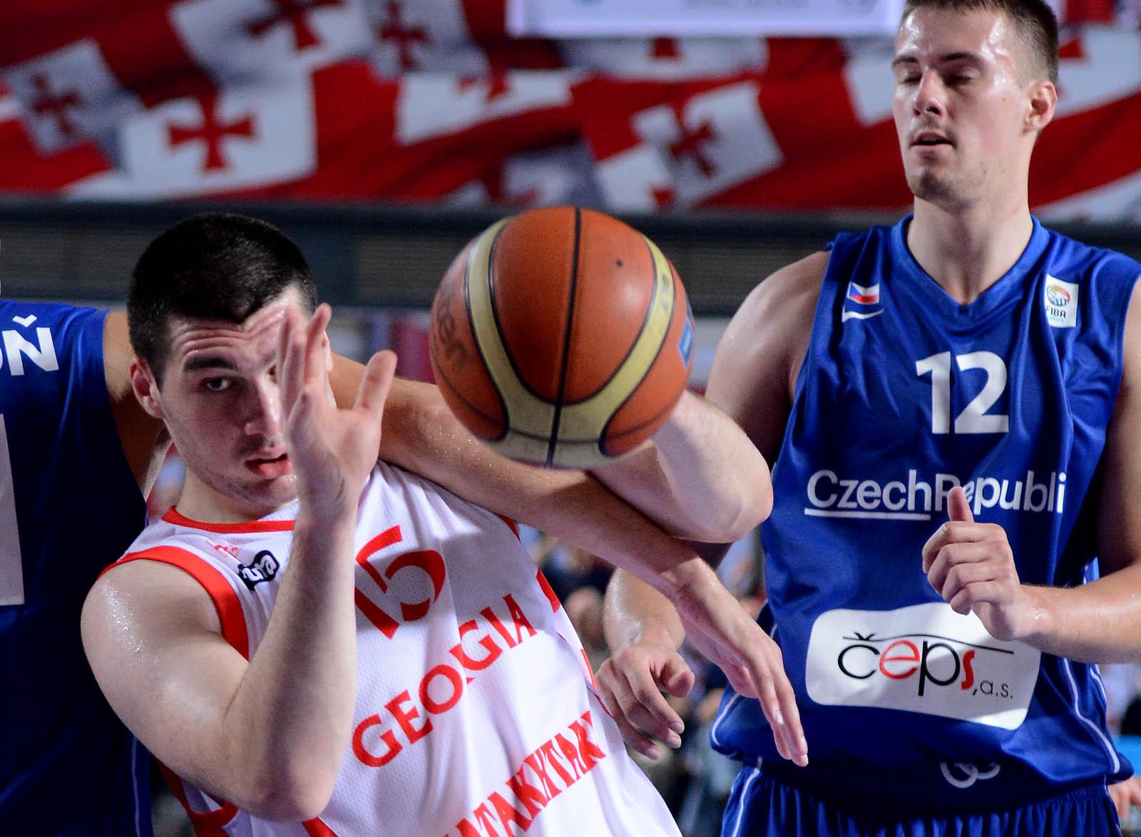 FIBA Europe - Khatia Jijeishvili