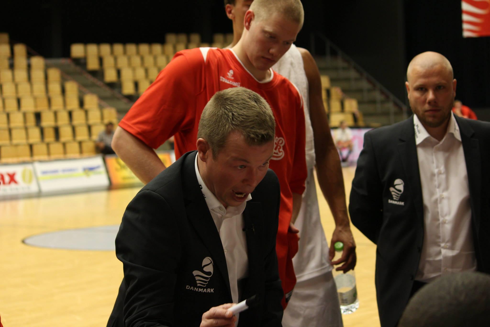 Pieti Poikola regner med flere erfarne spillere ved denne kvalifikationsrunde - Foto: Daniel Lambertsen