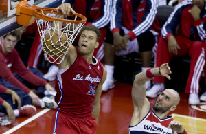 Blake Griffin, Marcin Gortat, Keith Allison - Flickr
