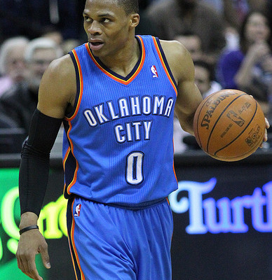 Russell Westbrook, Oklahoma City Thunder - Flickr, Keith Allison
