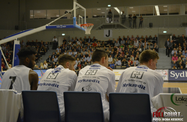 Gary Frankling - Filip Rajovic - Mathias Bak Christensen - Mads Bonde - Team FOG Næstved - Boba Keseric
