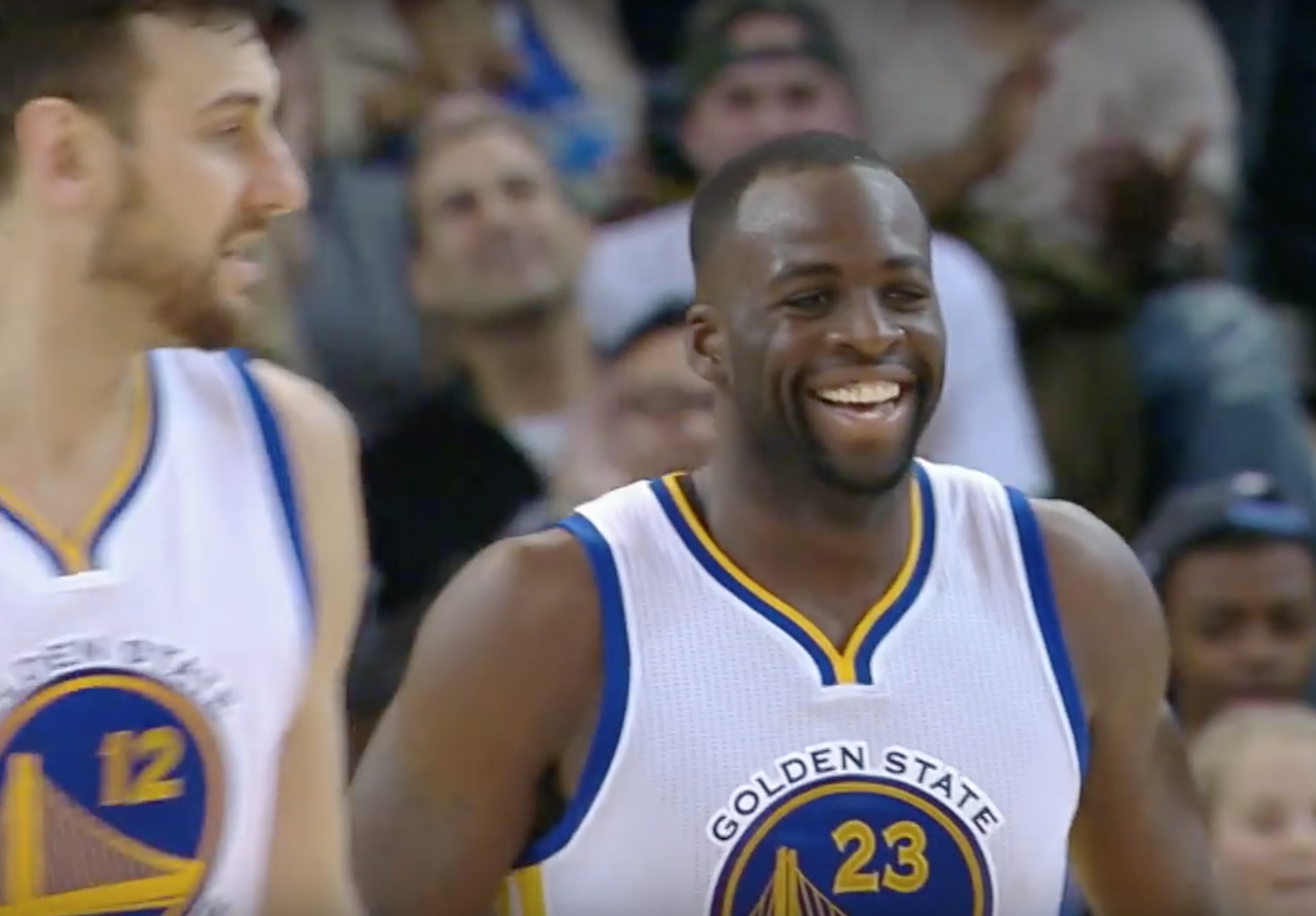 Draymond Green - Golden State Warriors - Screenshot