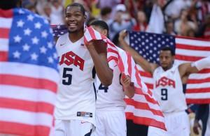 Kevin Durant - USA - Olympic Games 2012 London - OL 2012 - FIBA.com