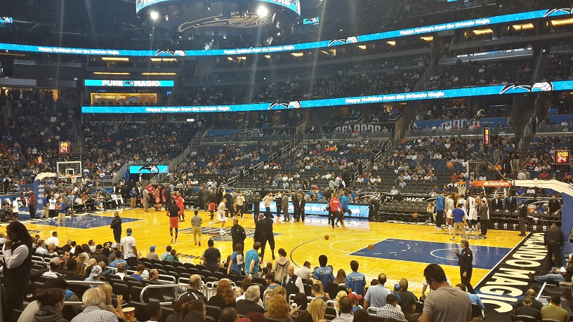 NBA Rejse