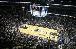Memphis Grizzlies. Lindsey Turner, FLICKR
