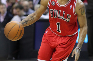 Derrick Rose - Chicago Bulls, Keith Allison, Flickr