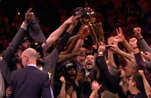 Cleveland Cavaliers - Screenshot