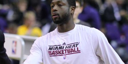 Dwyane Wade - Miami Heat - Flickr - Keith Allison