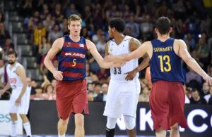 Justin Doellman - FC Barcelona Lassa - Liga Endesa - ACB Photo