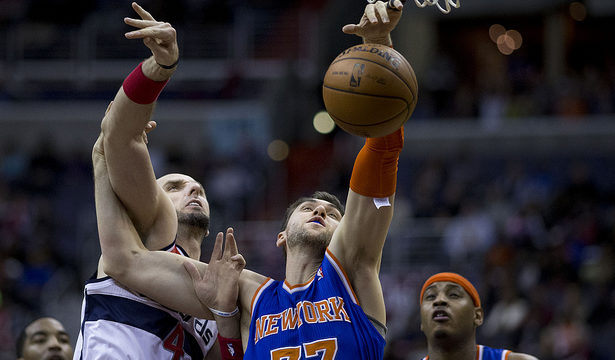 Andrea Bargnani, Knicks, Keith Allison, FLICKR