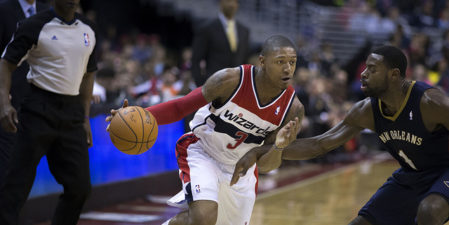 Bradley Beal, wizards, keith allison, flickr