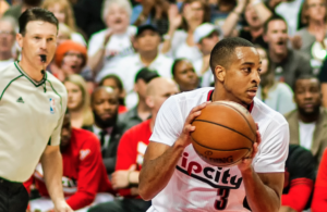 CJ McCollum, Portland Trail Blazers, Scott Ripley, Flickr