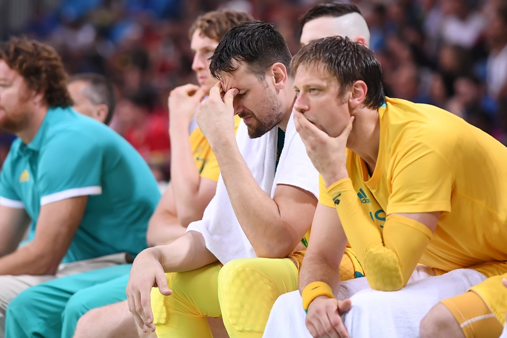 Andrew Bogut - Australien - OL 2016 - FIBA.com
