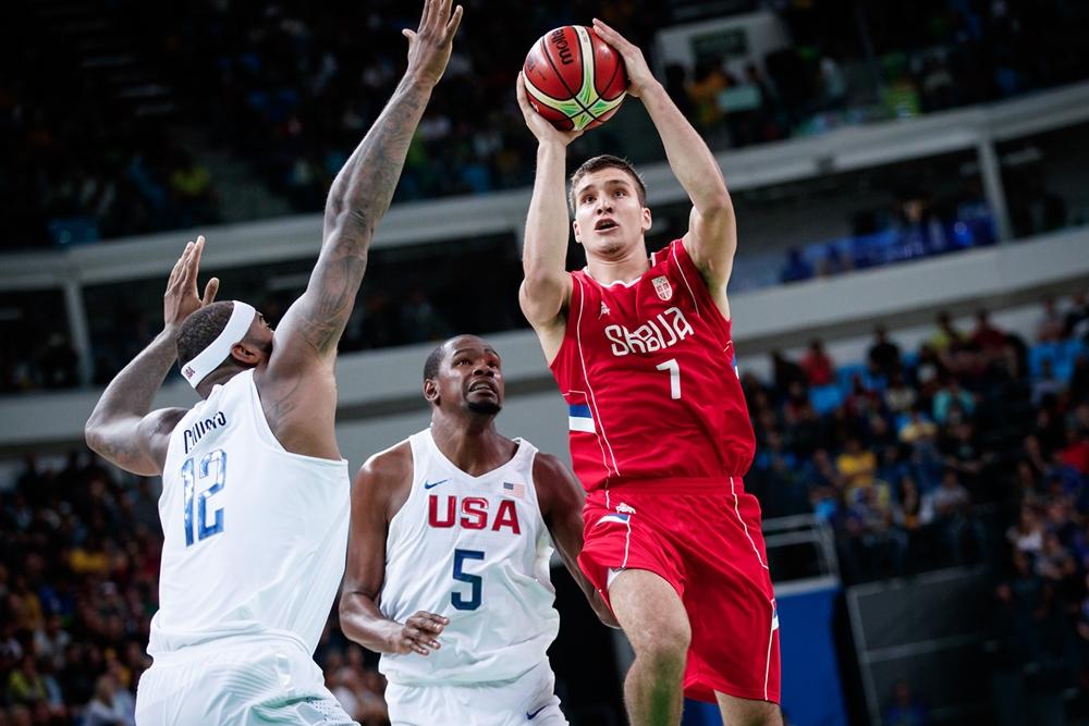 Bogdan Bogdanovic - Serbien - OL 2016 - FIBA.com