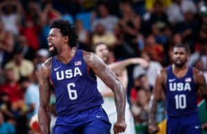 DeAndre Jordan - USA - OL 2016 - FIBA.com