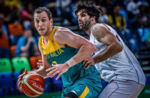 Joe Ingles - Milos Teodosic - OL 2016 - FIBA.com