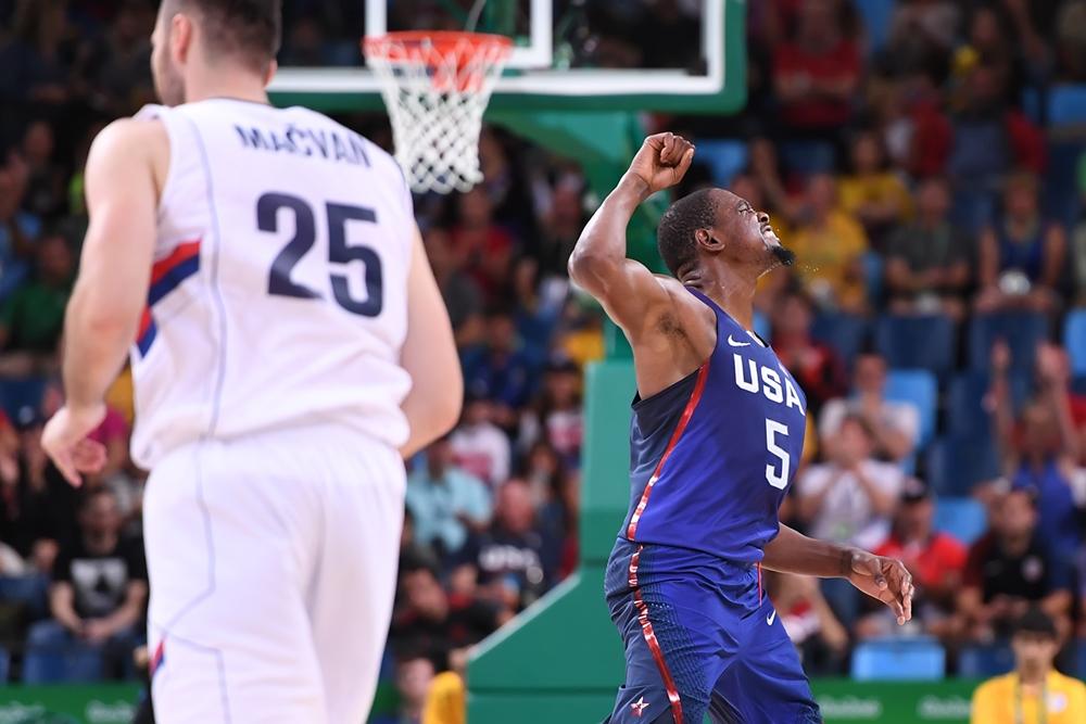 Kevin Durant - USA - OL 2016 - FIBA.com