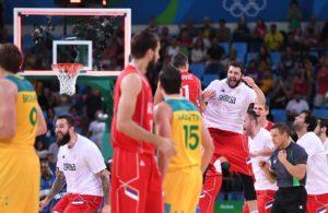 Serbien - OL 2016 - FIBA.com