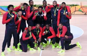 Team USA - OL 2016 - FIBA.com