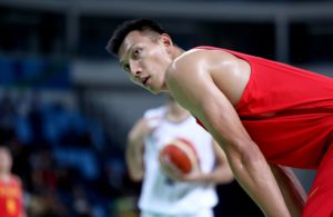 Yi Jianlian - Kina - OL 2016 - FIBA.com
