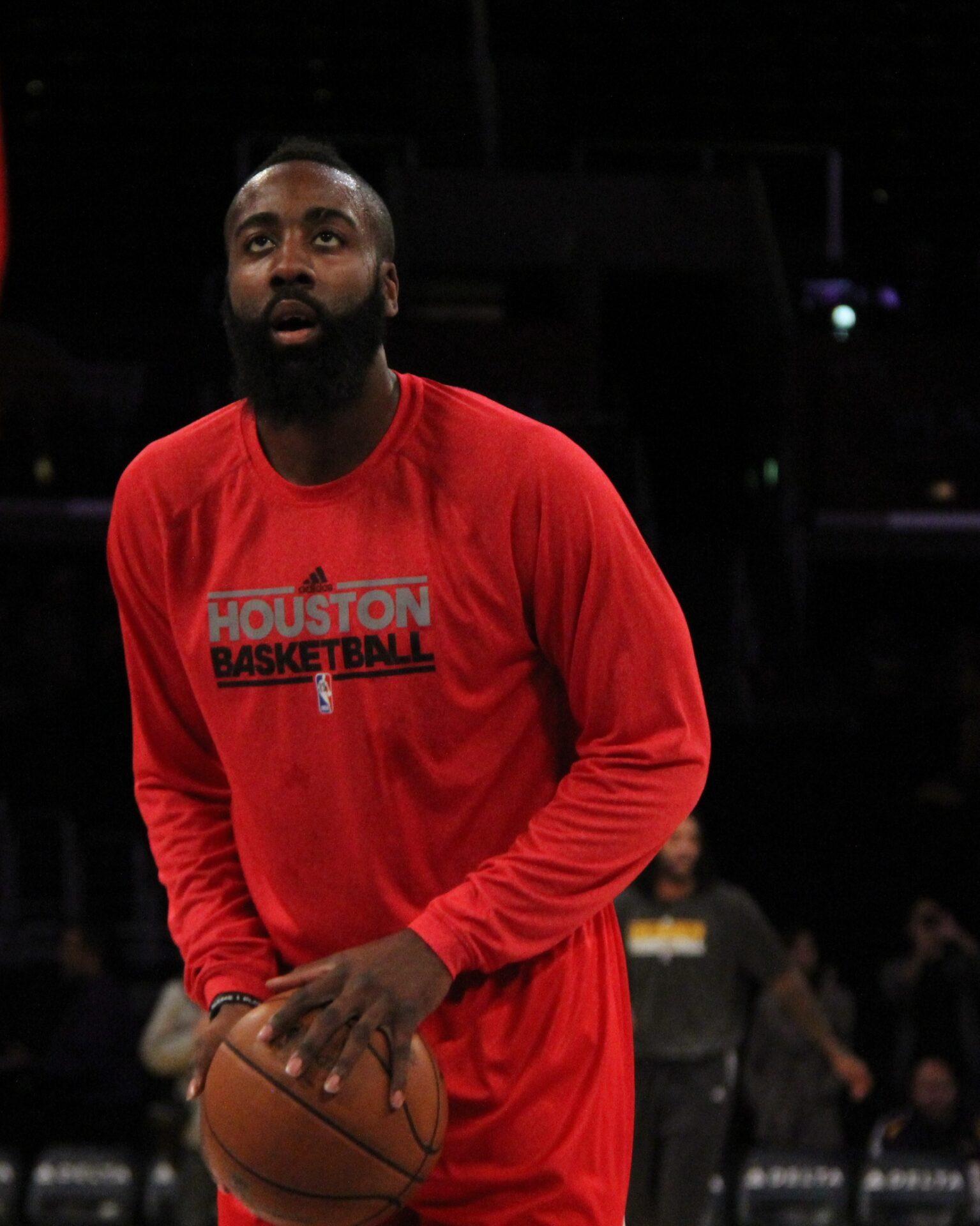 James Harden - Houston Rockets - Flickr - Derral Chen